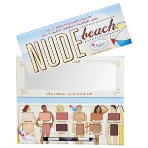 Paleta-de-sombras-Nude-Beach