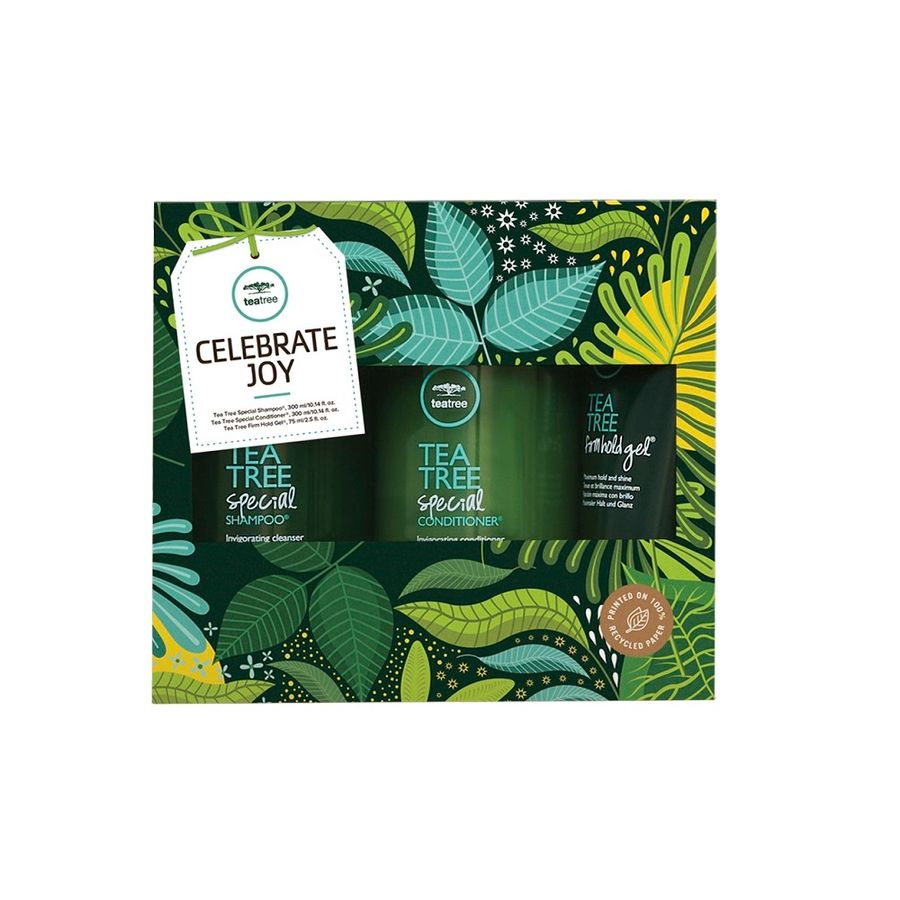 Pack-Shampoo-Acondicionador-y-Crema-para-peinar-PM-Tea-Tree