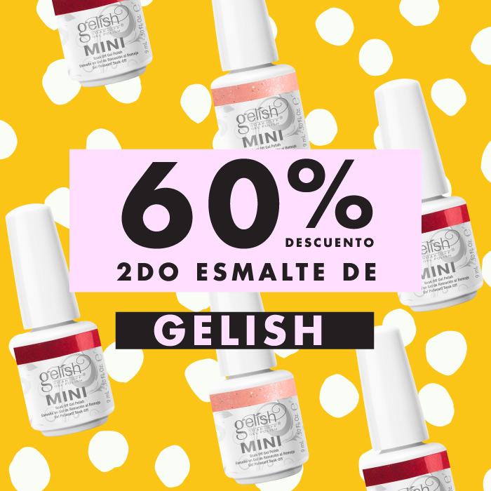 Gelish 60%