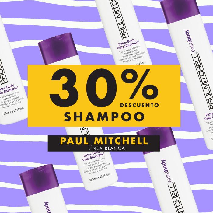 Paul Mitchel 30%