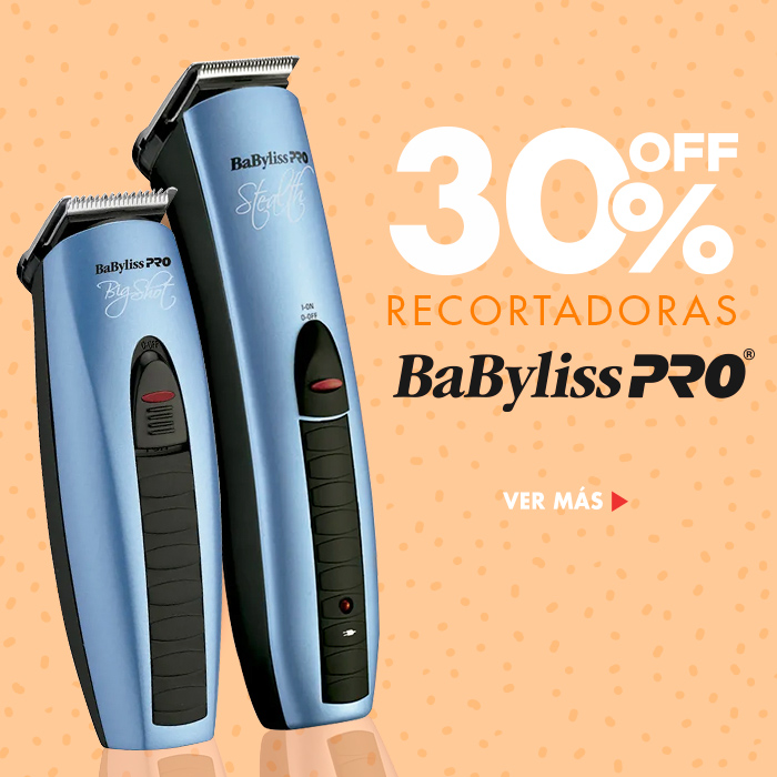 banner Babyliss Pro